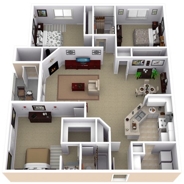 2 Bedroom Apartments For Rent By Owner: Planning A Successful Build